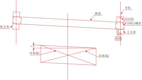 下面我们就给广大客户详细的介绍,关于数控切割机切割对角线的调整