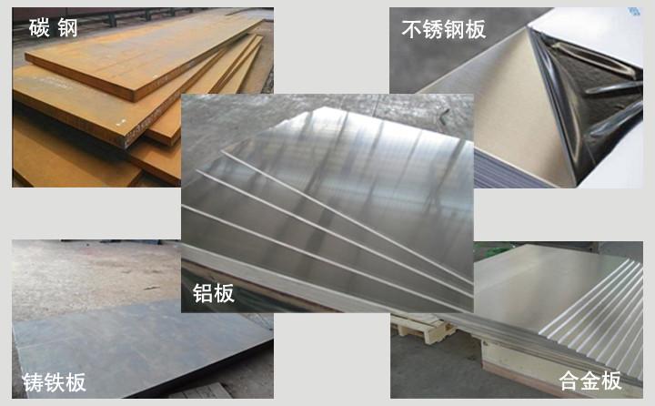 数控等离子伟德国际官网广泛应用于金属板材切割下料
